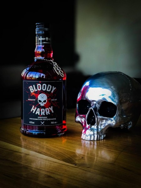 BLOODY HARRY Rum-Spirituose 0,7l, 43% vol